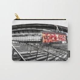 Arsenal FC Emirates Stadium London Art Carry-All Pouch