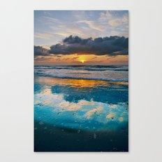 Oceanic Life Canvas Print