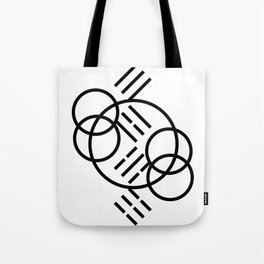 3-4-5-6_001_bw Tote Bag