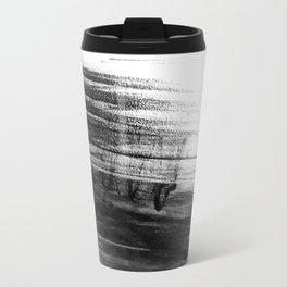 Colliding Metal Travel Mug