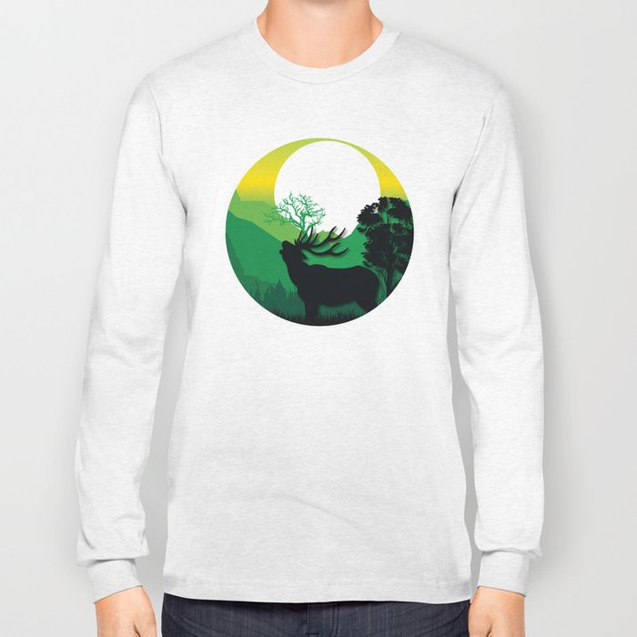 My Nature Collection No. 54 Long Sleeve T-shirt