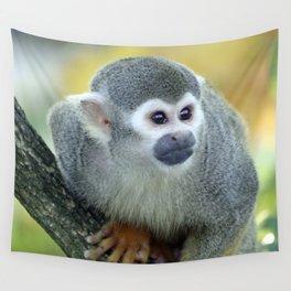 Monkey 004 Wall Tapestry