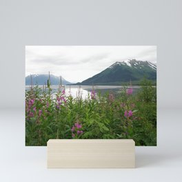 USA - ALASKA - View out Mini Art Print