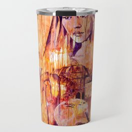 Telse and Magdalena or the question: how free is a Dithmarscher? Travel Mug