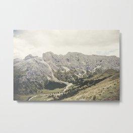 The Dolomites Metal Print
