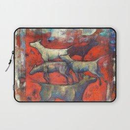 Street dogs. Laptop Sleeve