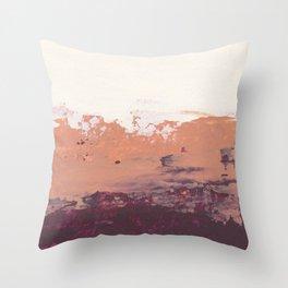 Desert Torte Throw Pillow