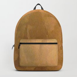 Brushed Copper Metallic - Beautiful - Rustic Glam - Fancy Faux Finishes - Metallic Paint Backpack