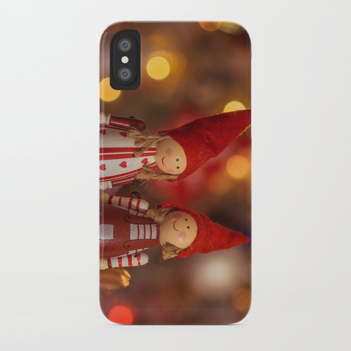 082 christmas iphone case