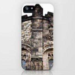 Edinburgh Castle Tower iPhone Case