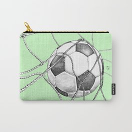 Goal in green Carry-All Pouch