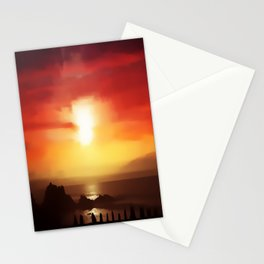 One Hot Night Stationery Cards