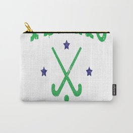 Field Hockey Teams Stick Together Carry-All Pouch