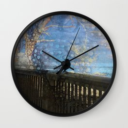 A Perfect Day Wall Clock