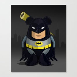 Mr. Batataman Canvas Print