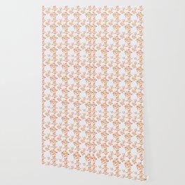 Coral Pattern Wallpaper