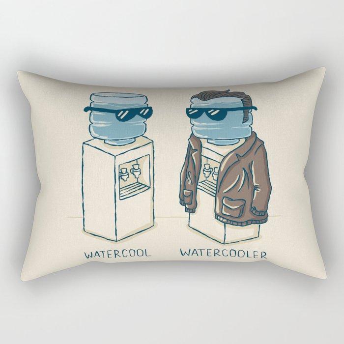 Watercool Rectangular Pillow