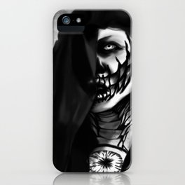 Kyo Ghoul iPhone Case