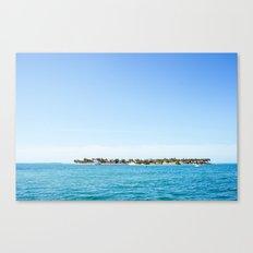 Land Ho! Canvas Print
