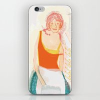 cooking iPhone & iPod Skins featuring Cooking Love! by Mareike Engelke