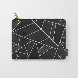 Black Stone Tasche