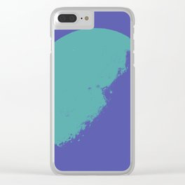 Far away Clear iPhone Case