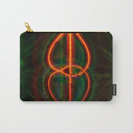 twirled up and down Carry-All Pouch