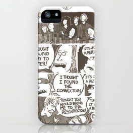 IT'S JUST A REFLEKTOR! iPhone Case