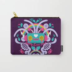Bitty Love Bot Carry-All Pouch