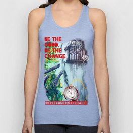 The Eleventh Hour Unisex Tank Top