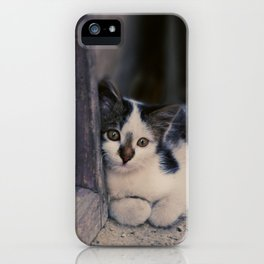 fugue III iPhone Case