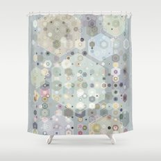 Precious Beehive Shower Curtain
