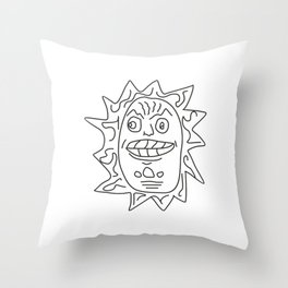 Civilization Maya #society6 #decor #buyart #artprint Throw Pillow