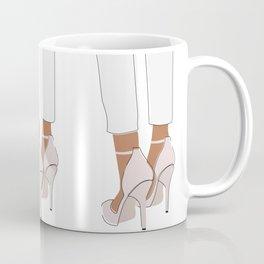 Blush Heels Coffee Mug