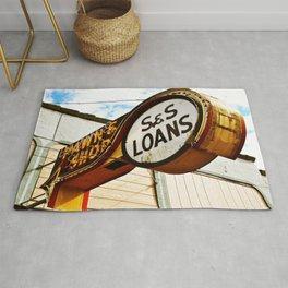 S&S Loans Rug