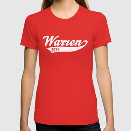 Sporty Warren 2020 T-shirt