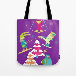 Rad Cats Shred Tote Bag