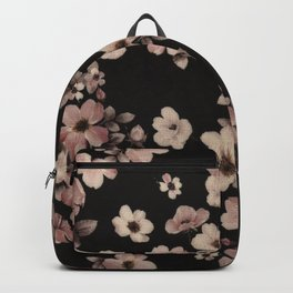 FLORAL PINK CHERRY BLOSSOM Backpack