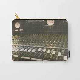 Studio Mixing Board Carry-All Pouch