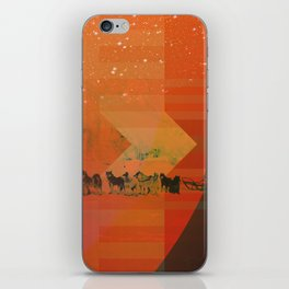 Feed The Right Dogs iPhone Skin