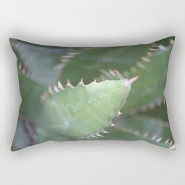 Agave Pads & Spines Rectangular Pillow