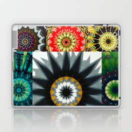 Kaleidoscope Photo Art Laptop & iPad Skin