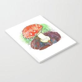 The Perfect Mushroom Notebook