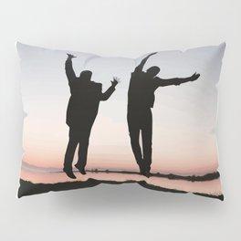 Sunset Jump Pillow Sham