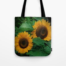 Sonnen Blumen  Tote Bag
