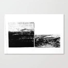DUPLICITY / 02 Canvas Print
