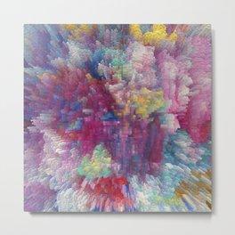 Abstract 170 Metal Print