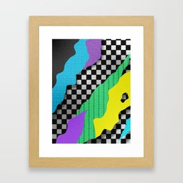 Japanese Patterns 17 Framed Art Print