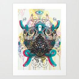Spark Another Art Print