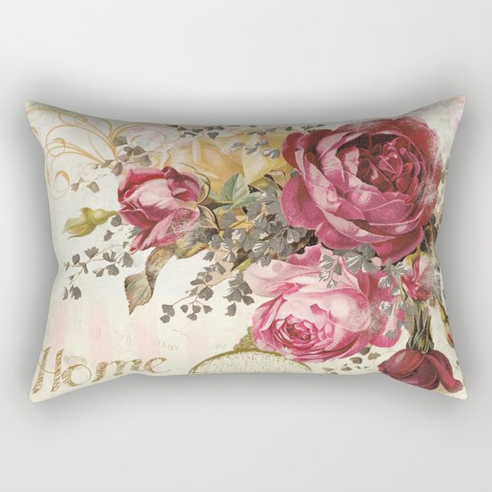 Home Sweet Home #2 Rectangular Pillow